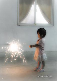 first sparkler ever